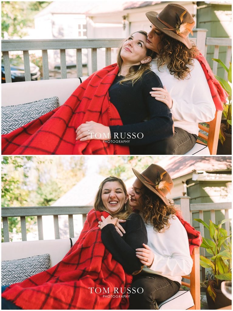 Jenny & Kate Engagement Session Haddonfield NJ 55