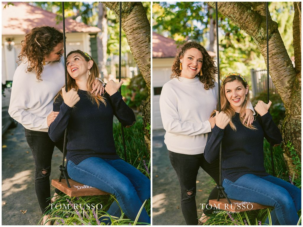 Jenny & Kate Engagement Session Haddonfield NJ 57