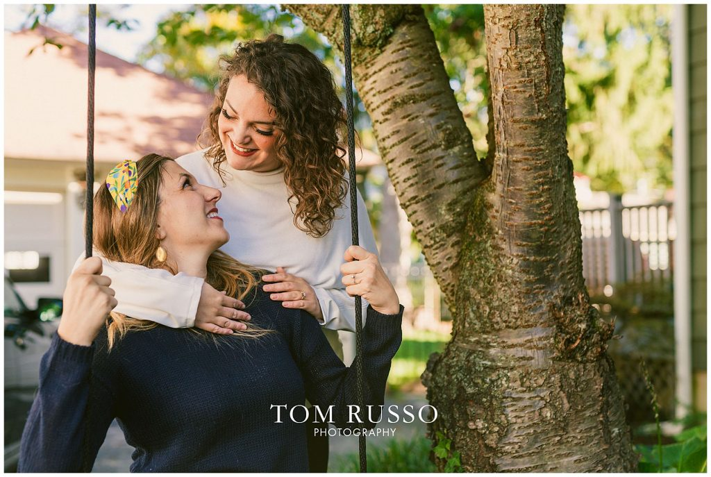 Jenny & Kate Engagement Session Haddonfield NJ 59