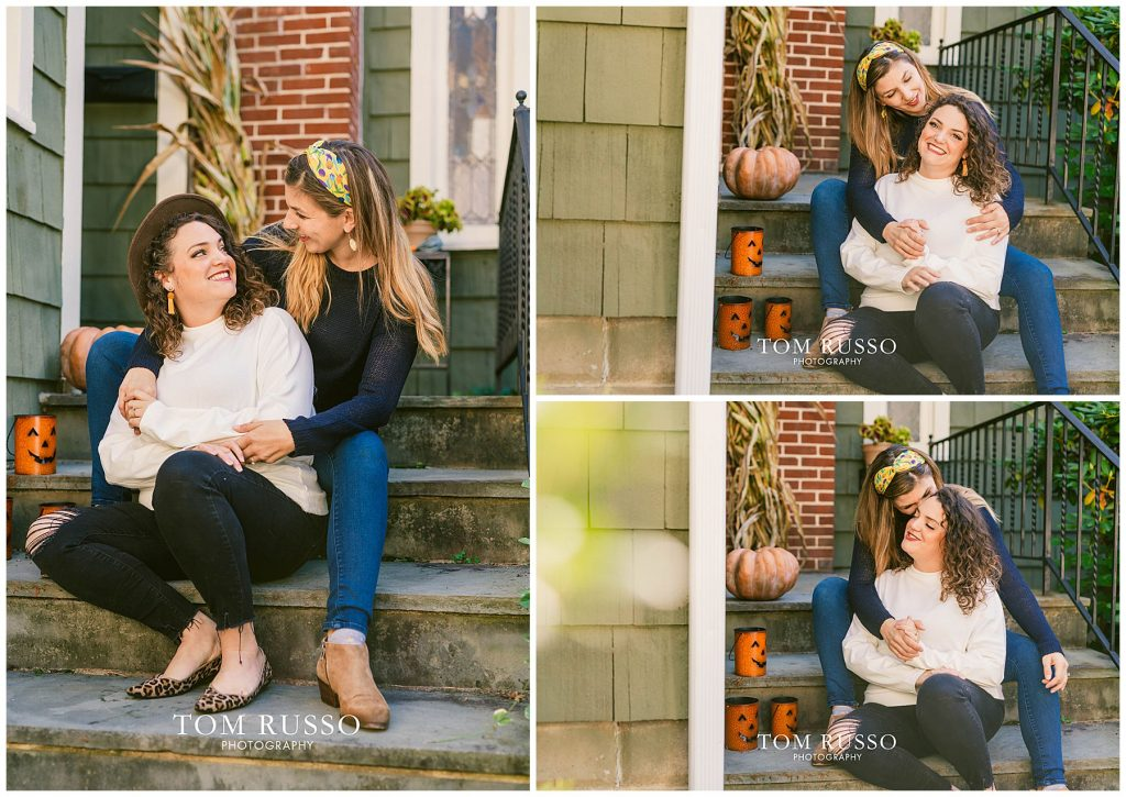 Jenny & Kate Engagement Session Haddonfield NJ 60