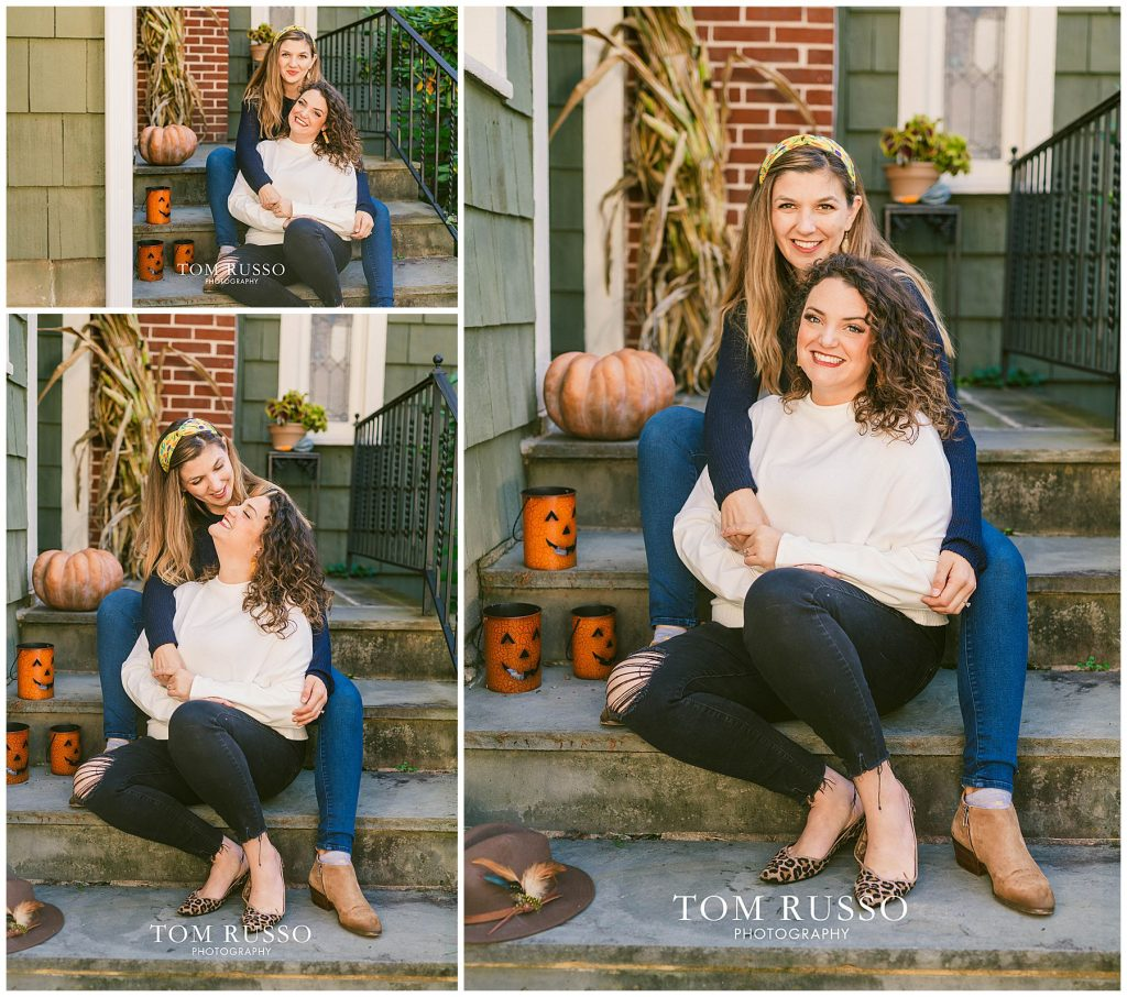 Jenny & Kate Engagement Session Haddonfield NJ 61