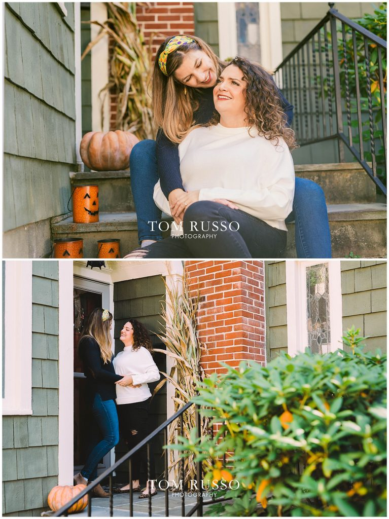 Jenny & Kate Engagement Session Haddonfield NJ 62