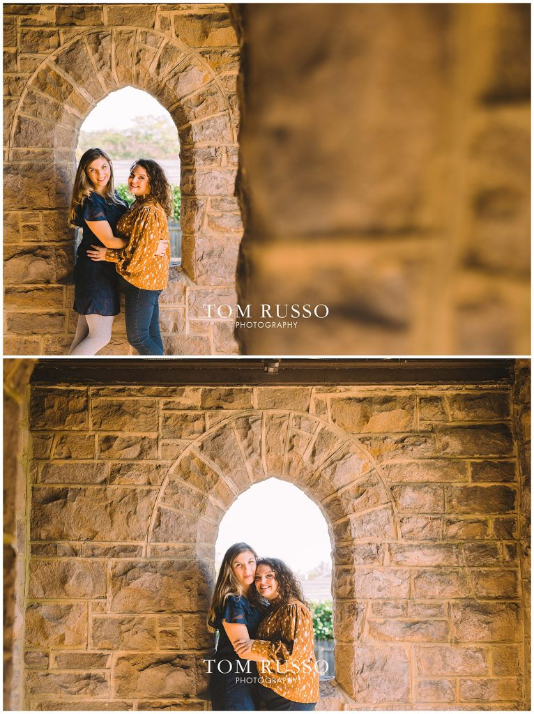 Jenny & Kate Engagement Session Haddonfield NJ 64