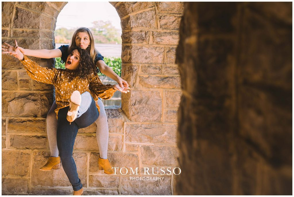 Jenny & Kate Engagement Session Haddonfield NJ 66