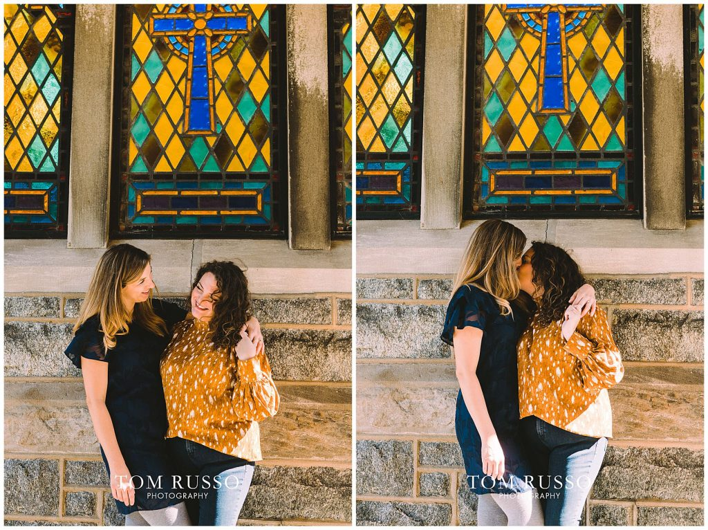 Jenny & Kate Engagement Session Haddonfield NJ 70