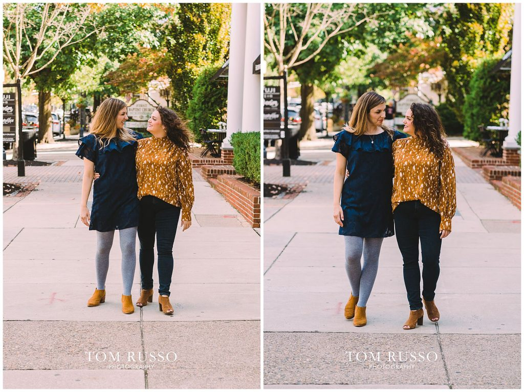 Jenny & Kate Engagement Session Haddonfield NJ 71