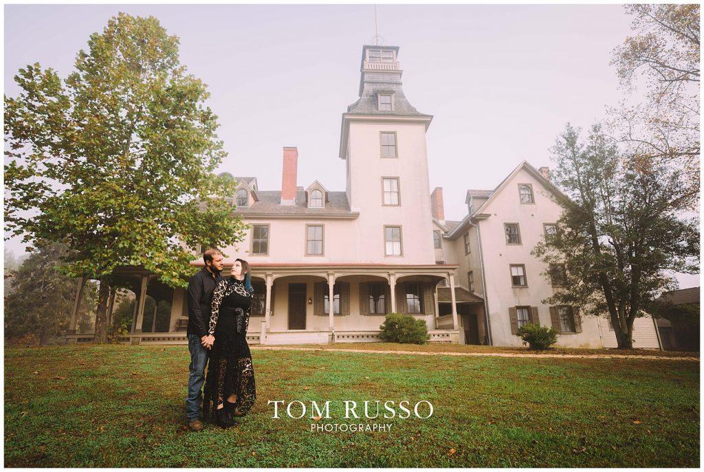 Jessica & William Engagement Session Historic Batsto Village NJ 88