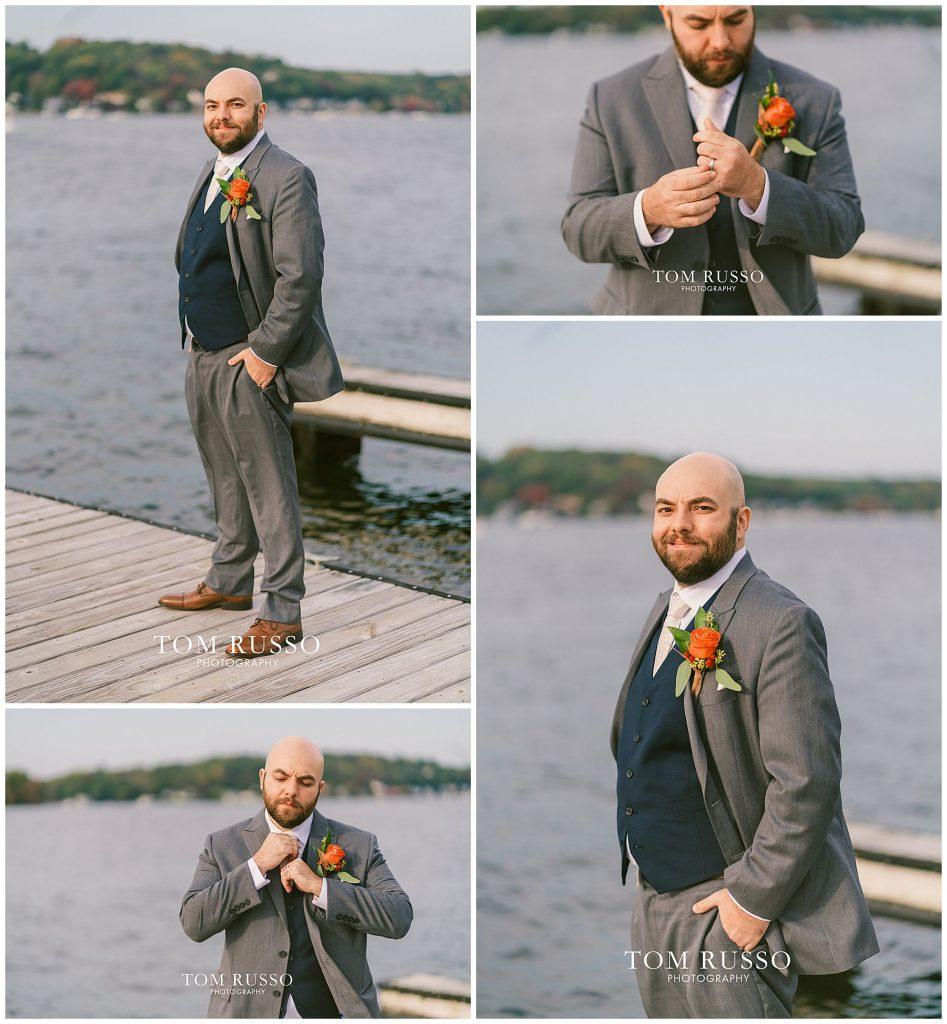 Jon and Kristina Wedding Lake Hopatcong NJ 152