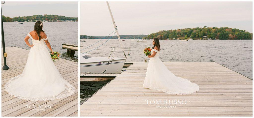 Jon and Kristina Wedding Lake Hopatcong NJ 156