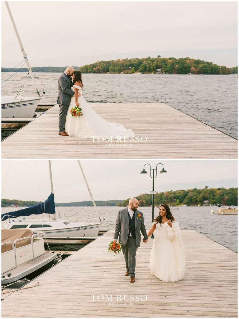 Jon and Kristina Wedding Lake Hopatcong NJ 157