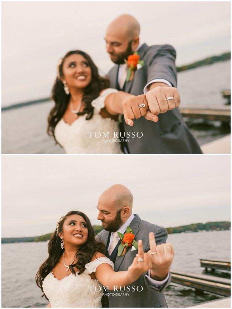 Jon and Kristina Wedding Lake Hopatcong NJ 160