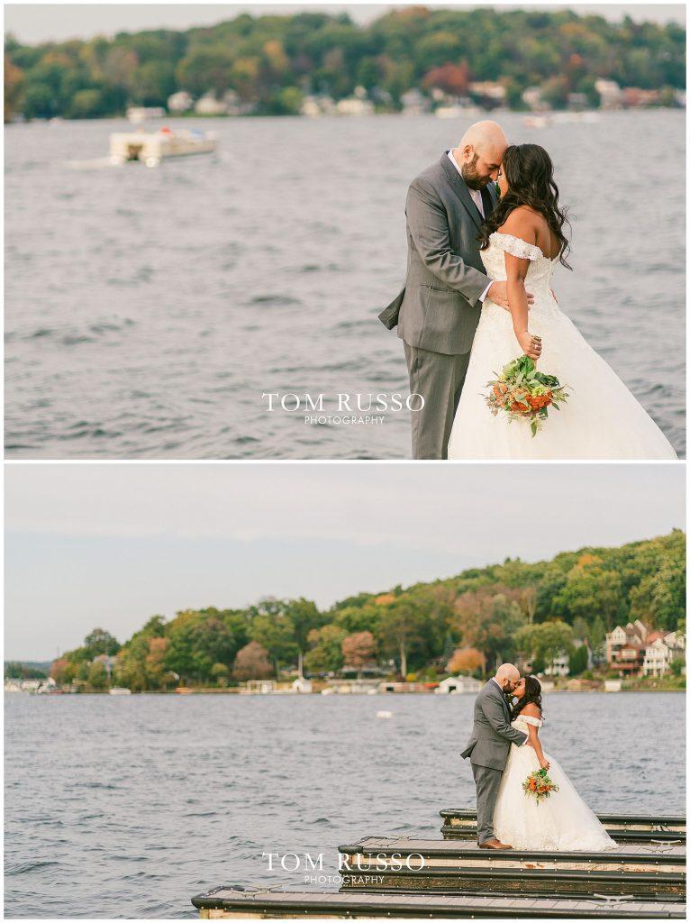 Jon and Kristina Wedding Lake Hopatcong NJ 161