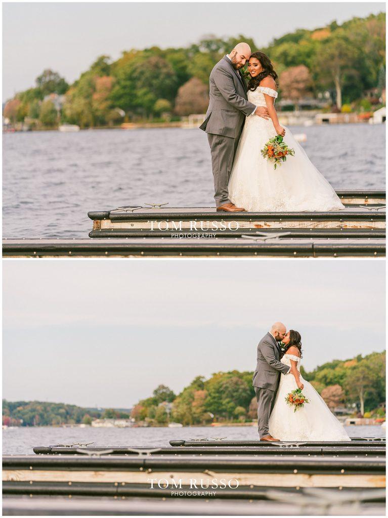Wedding Lake Hopatcong NJ