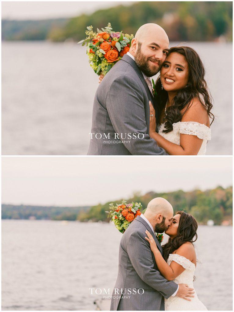 Jon and Kristina Wedding Lake Hopatcong NJ 162