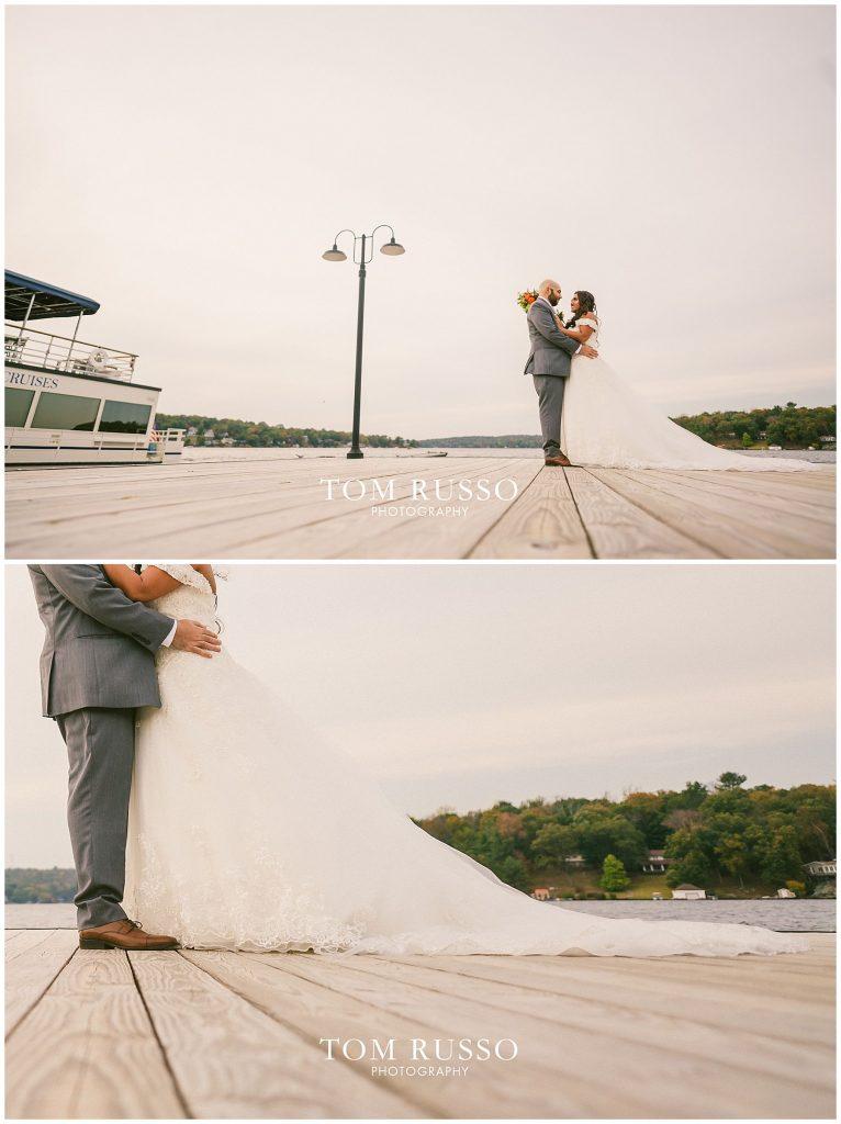 Jon and Kristina Wedding Lake Hopatcong NJ 163