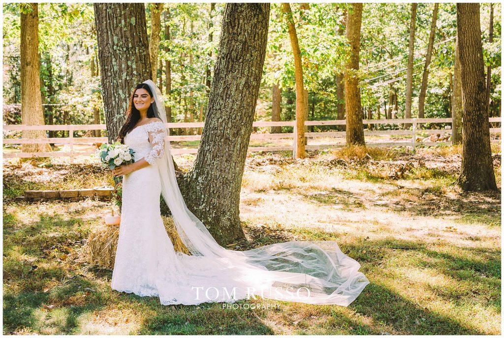 Julia & Anthony Farm Wedding Millstone NJ 260