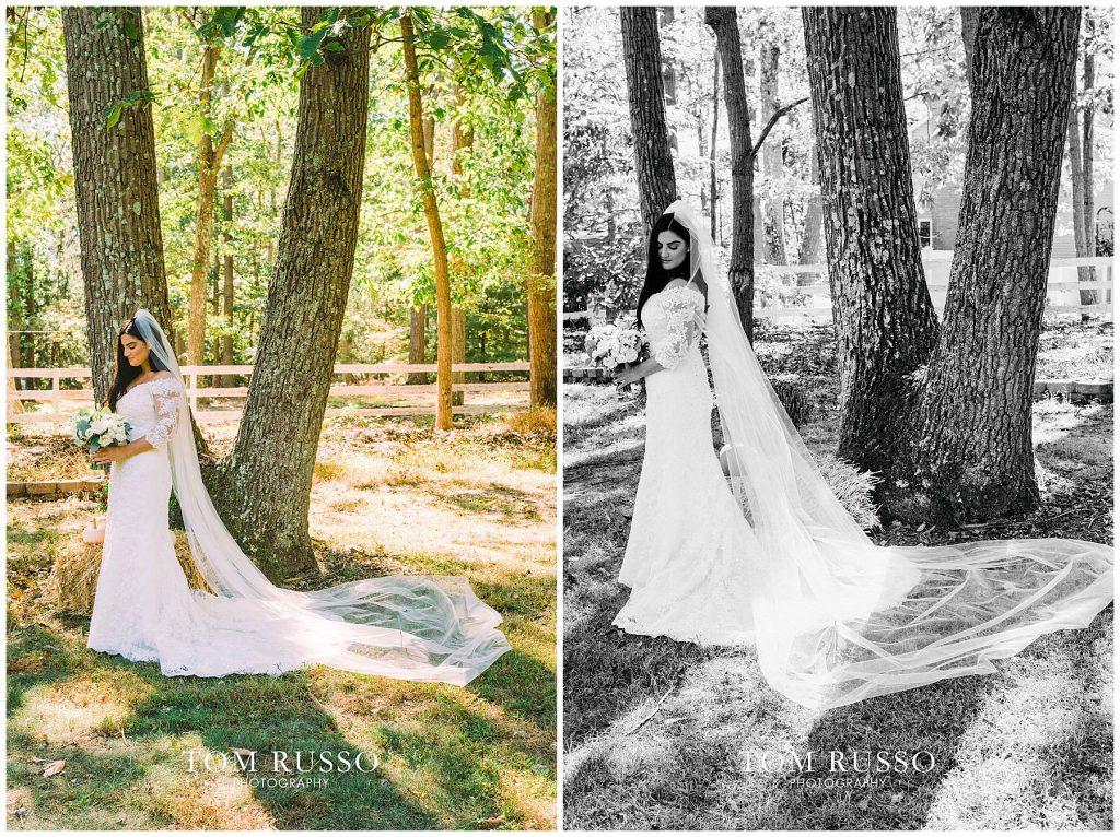 Julia & Anthony Farm Wedding Millstone NJ 261