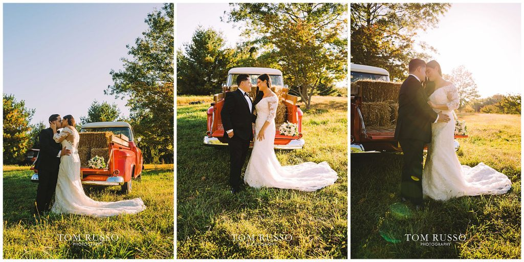 Julia & Anthony Farm Wedding Millstone NJ 312