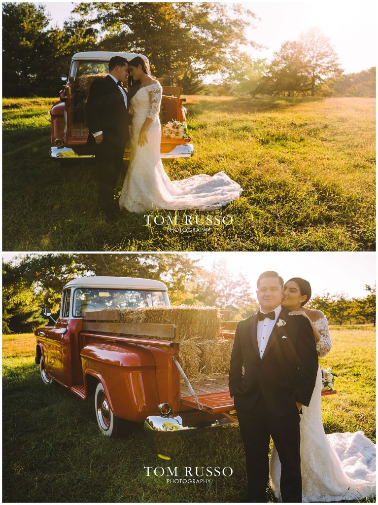 Julia & Anthony Farm Wedding Millstone NJ 313