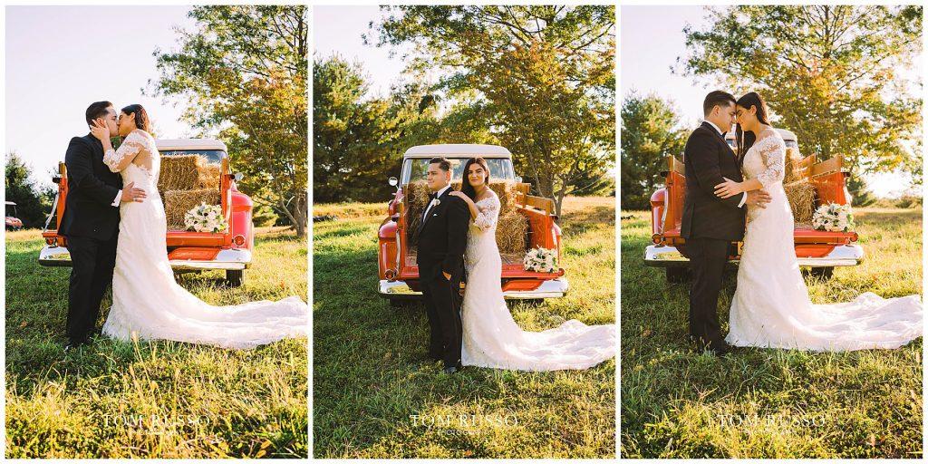 Julia & Anthony Farm Wedding Millstone NJ 314