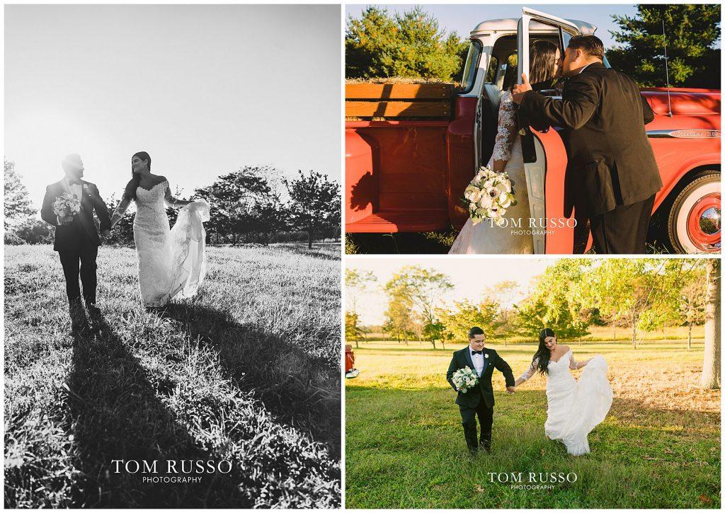 Julia & Anthony Farm Wedding Millstone NJ 318