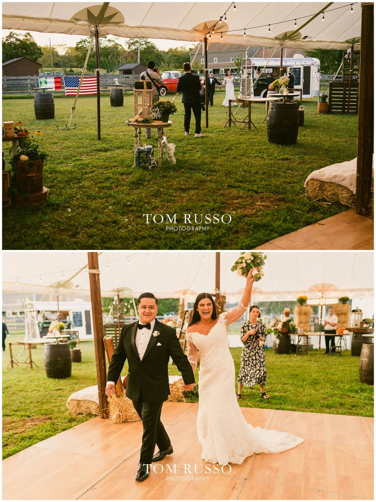 Julia & Anthony Farm Wedding Millstone NJ 320