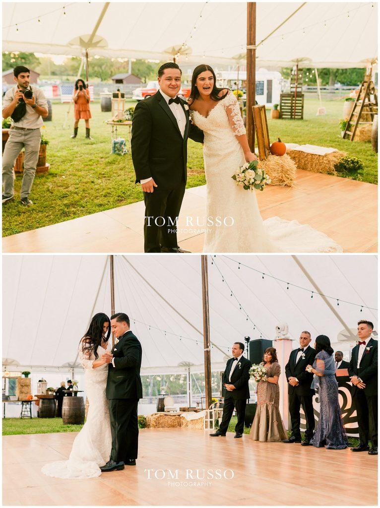 Julia & Anthony Farm Wedding Millstone NJ 322