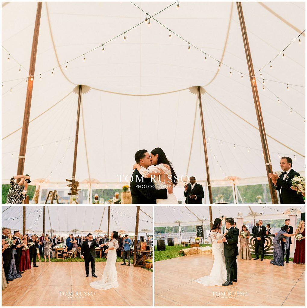 Julia & Anthony Farm Wedding Millstone NJ 323