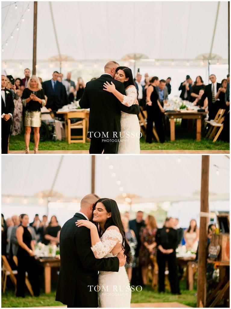 Julia & Anthony Farm Wedding Millstone NJ 326