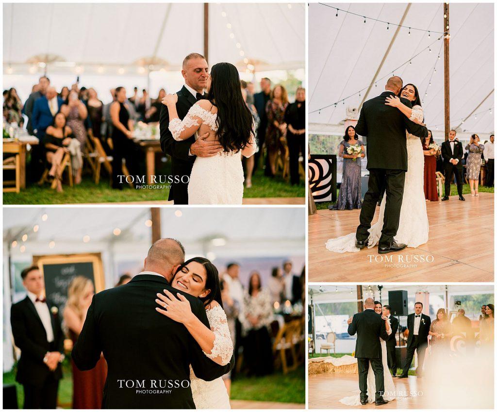 Julia & Anthony Farm Wedding Millstone NJ 327