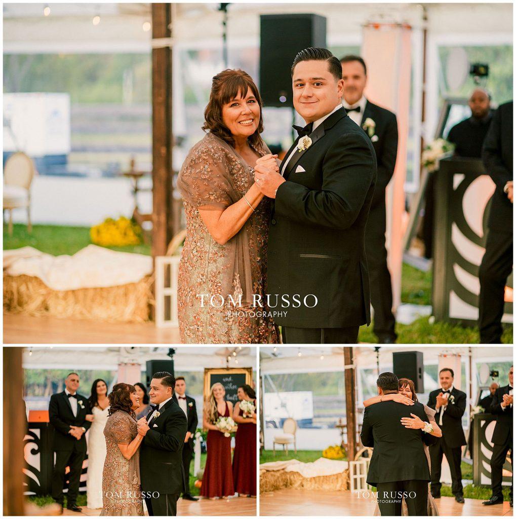 Julia & Anthony Farm Wedding Millstone NJ 329