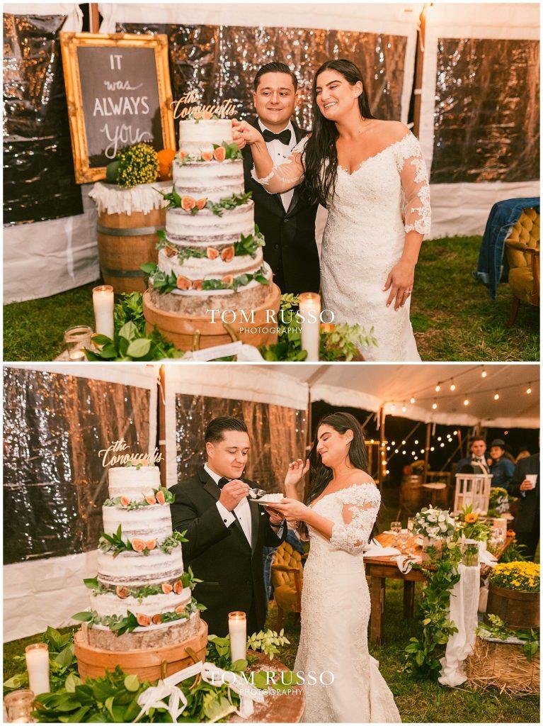 Julia & Anthony Farm Wedding Millstone NJ 333