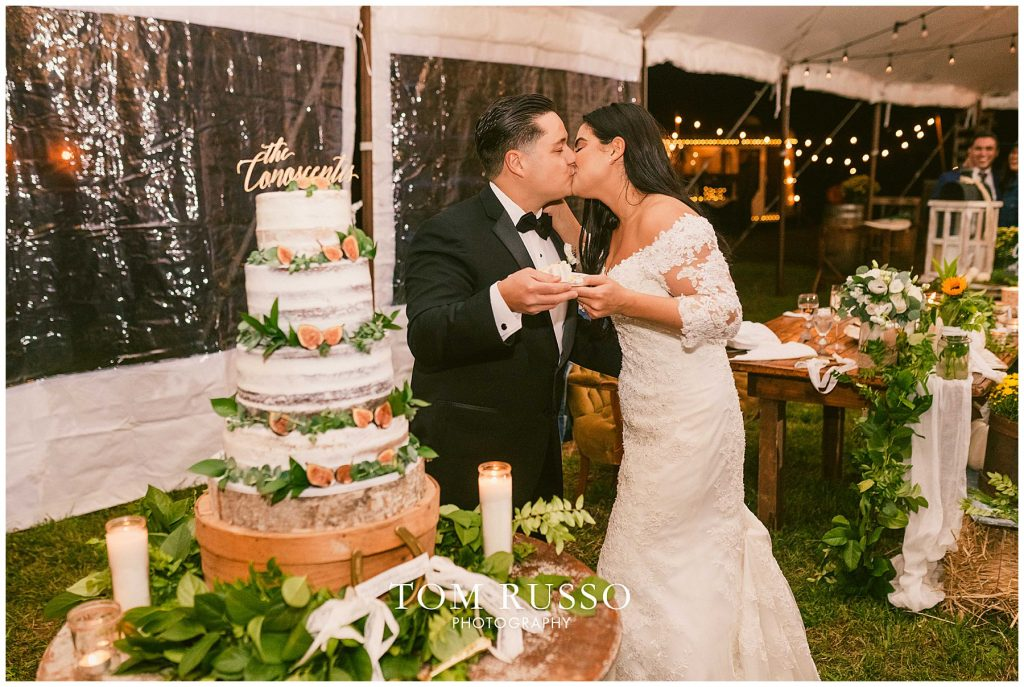 Julia & Anthony Farm Wedding Millstone NJ 335