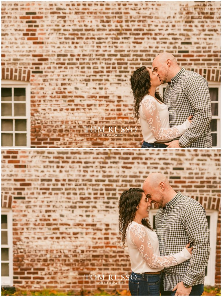 Kristina & Danny Engagement Session Allaire State Park NJ 63