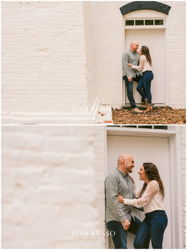 Kristina & Danny Engagement Session Allaire State Park NJ 65
