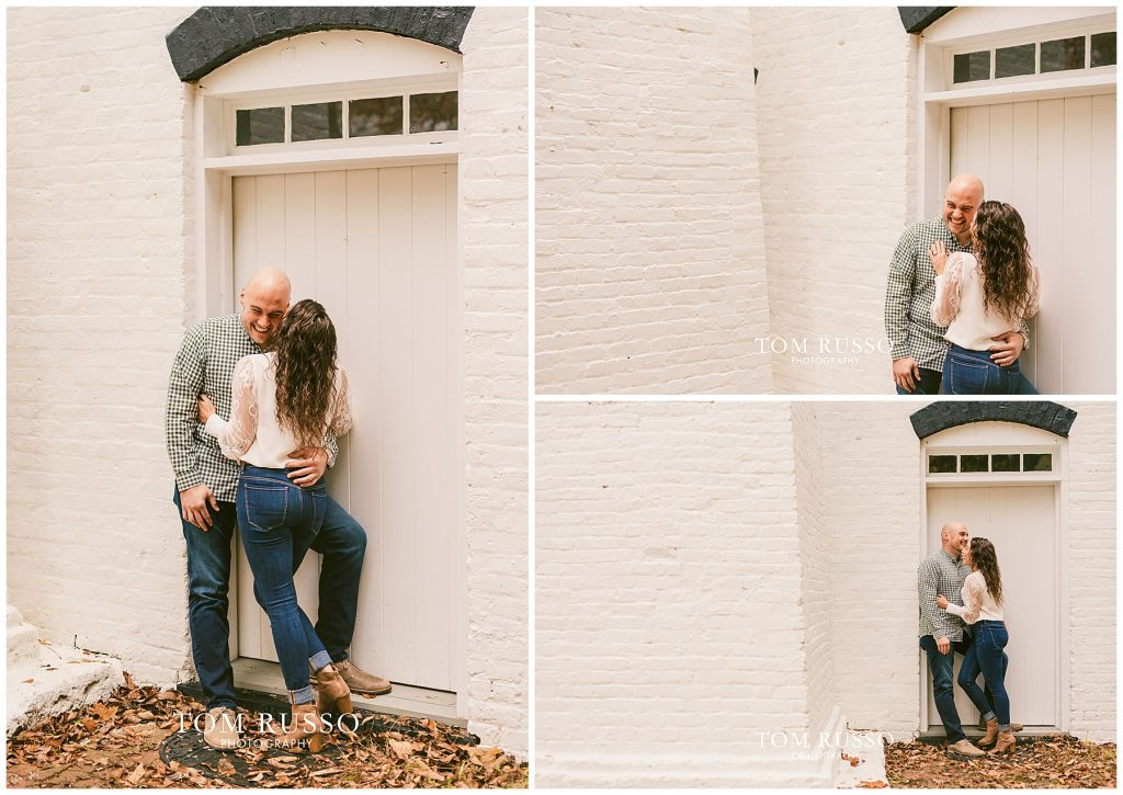 Kristina & Danny Engagement Session Allaire State Park NJ 67