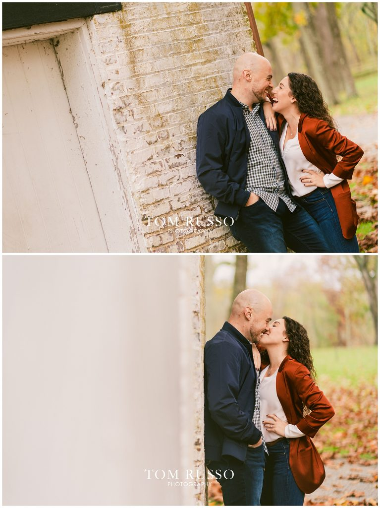 Kristina & Danny Engagement Session Allaire State Park NJ 72