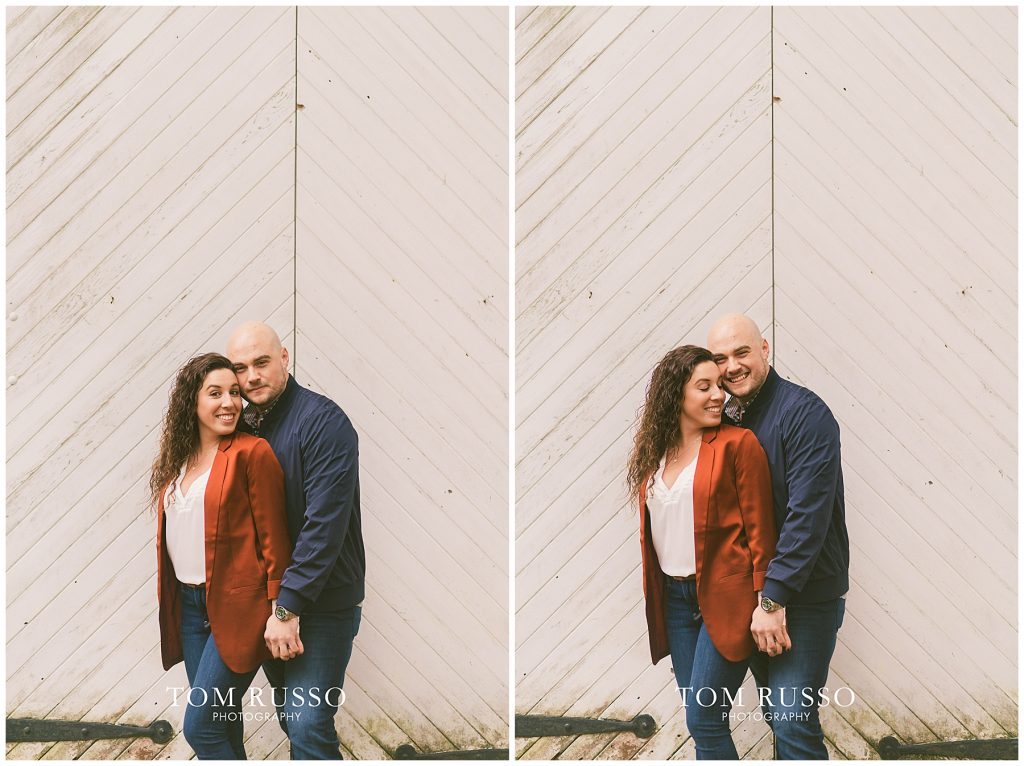 Kristina & Danny Engagement Session Allaire State Park NJ 73