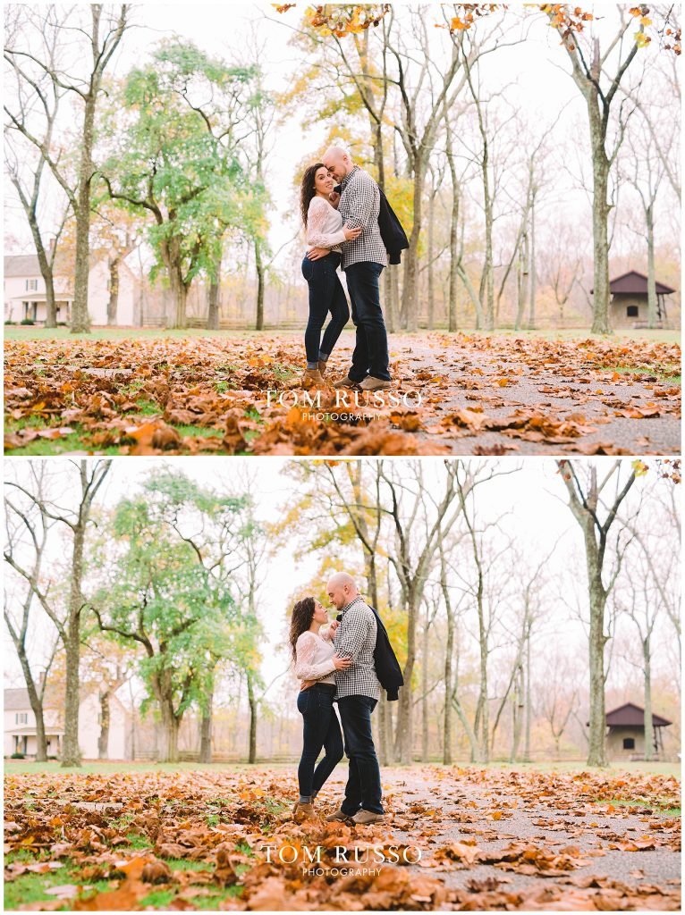 Kristina & Danny Engagement Session Allaire State Park NJ 77