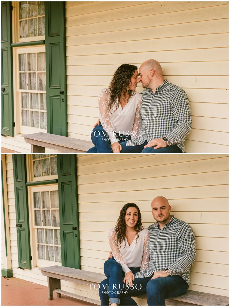 Kristina & Danny Engagement Session Allaire State Park NJ 80