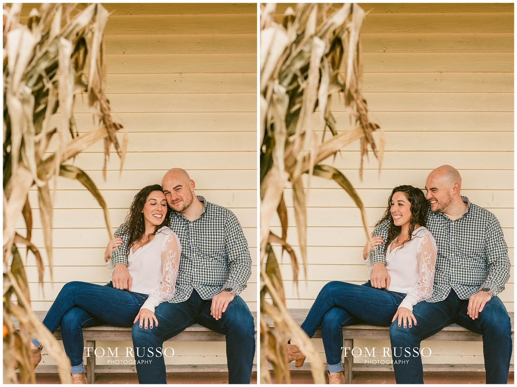 Kristina & Danny Engagement Session Allaire State Park NJ 81