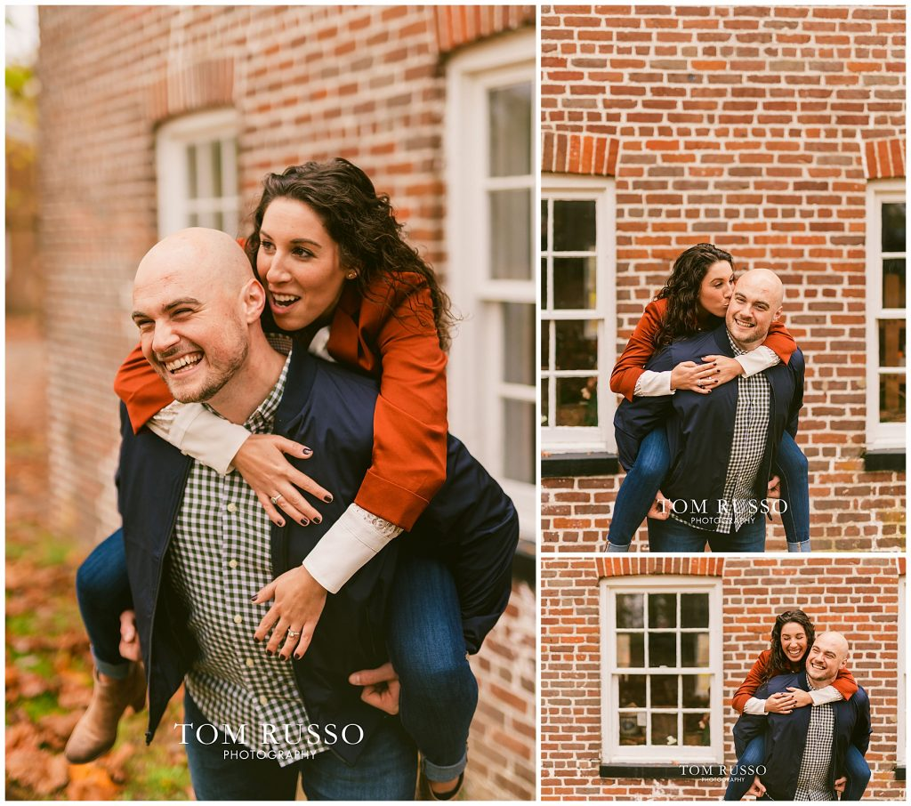 Kristina & Danny Engagement Session Allaire State Park NJ 87