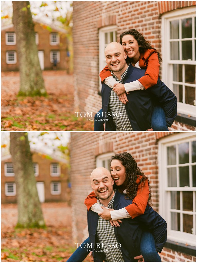 Kristina & Danny Engagement Session Allaire State Park NJ 88
