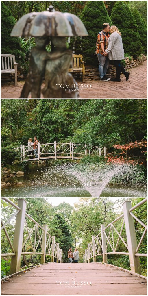 Lacee & Christian Engagement Session Sayen House and Gardens Hamilton NJ 42