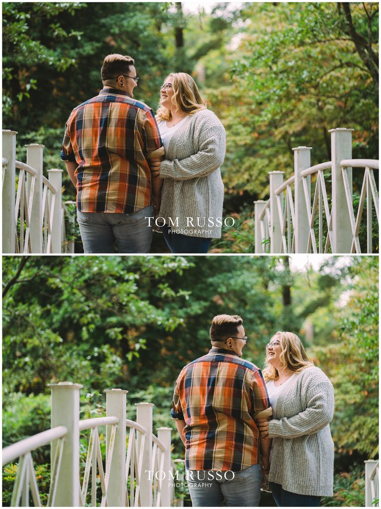 Lacee & Christian Engagement Session Sayen House and Gardens Hamilton NJ 43