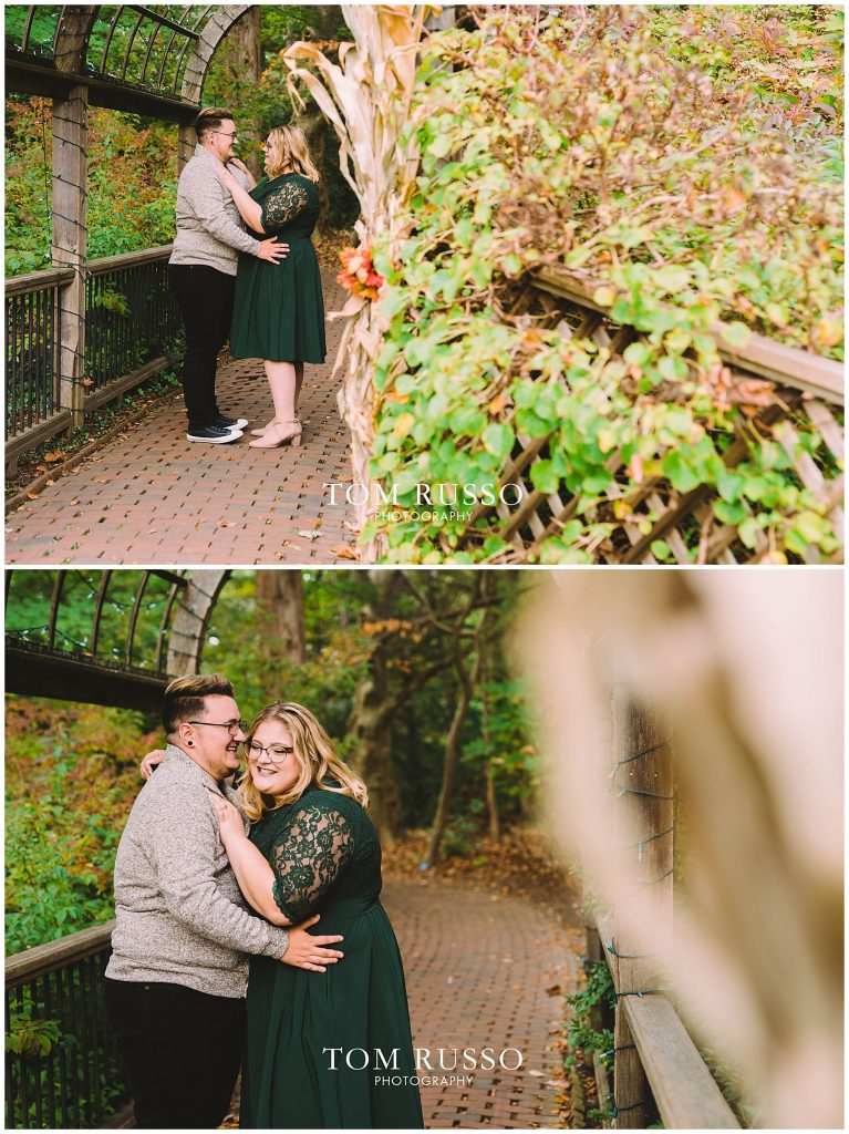 Lacee & Christian Engagement Session Sayen House and Gardens Hamilton NJ 51