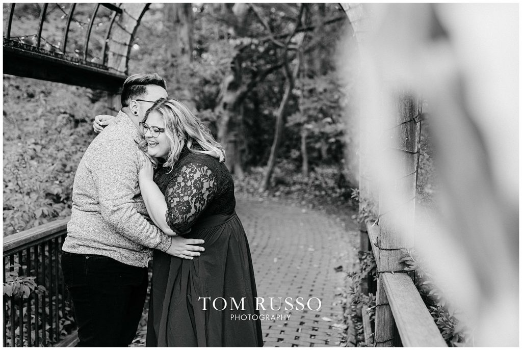 Lacee & Christian Engagement Session Sayen House and Gardens Hamilton NJ 52