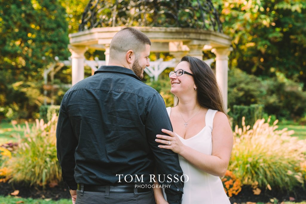 Maria & John Engagement Session Sayen House and Gardens Hamilton NJ 65