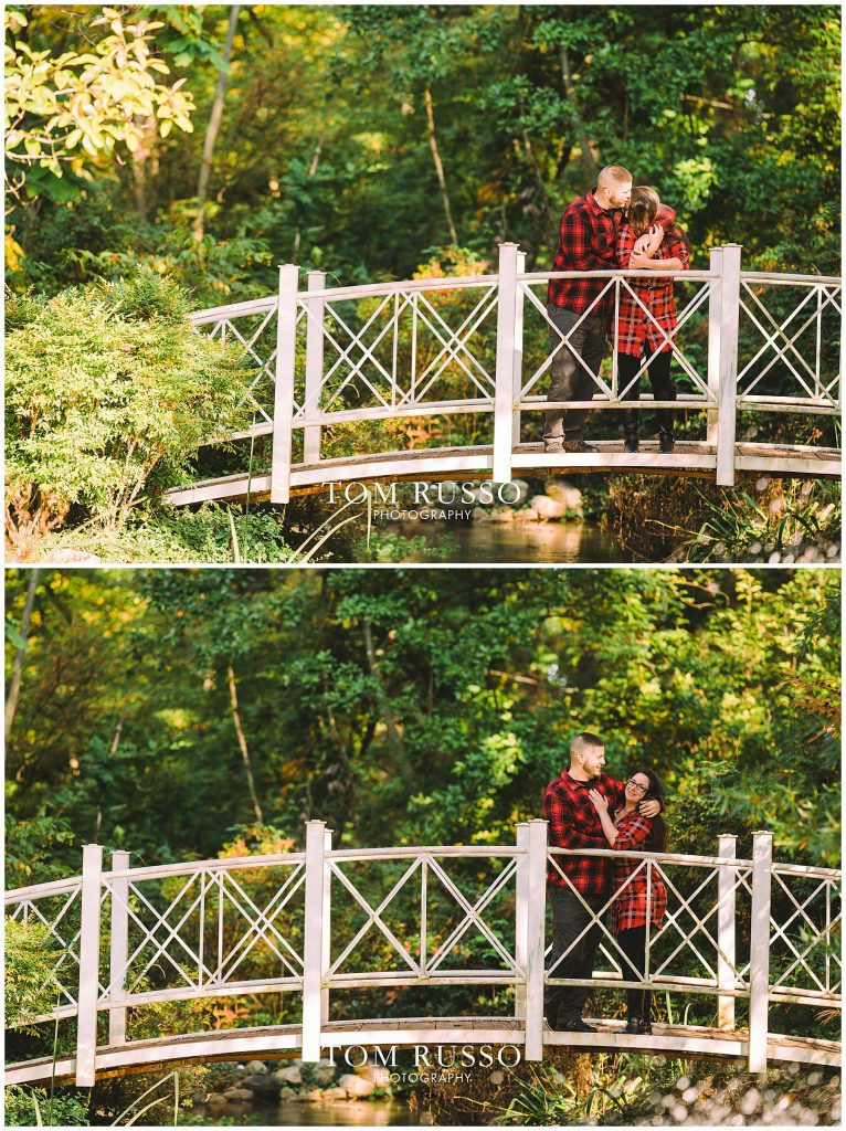 Maria & John Engagement Session Sayen House and Gardens Hamilton NJ 50