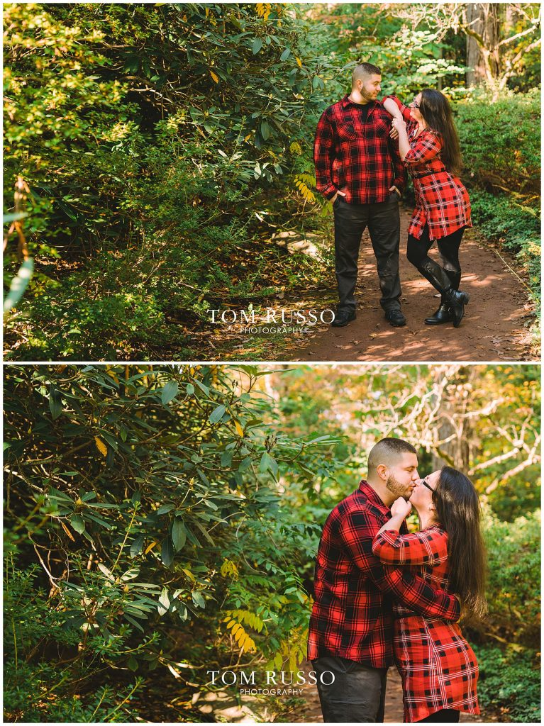 Maria & John Engagement Session Sayen House and Gardens Hamilton NJ 53
